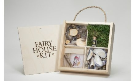 These cool nature kits from Rose & Rex let kids choose their own summer adventure.