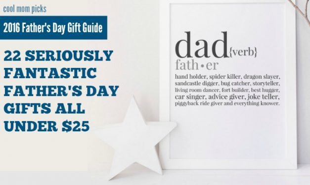 22 seriously fantastic Father's Day gifts under $25 | Gift Guide 2016