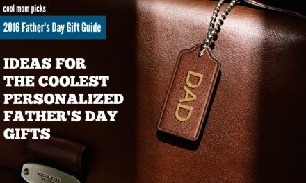 13 of the coolest personalized gifts for Dad | 2016 Father's Day Gift Guide