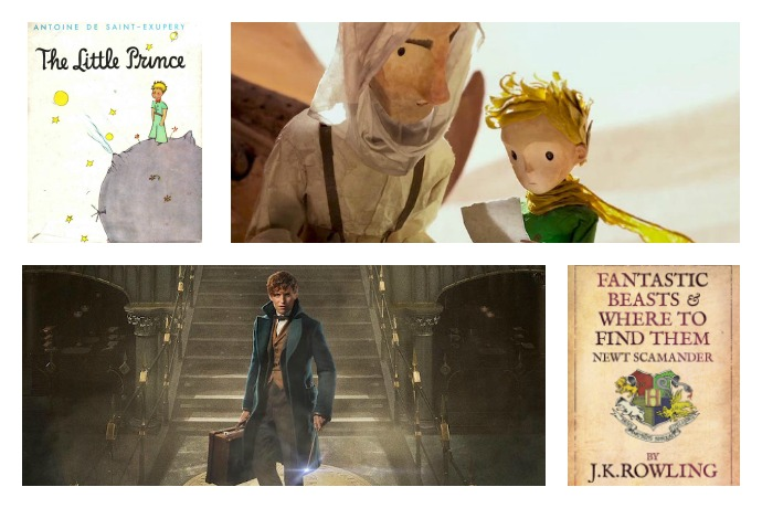 7 fantastic children's books to pick up before they hit theaters this year.