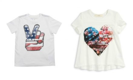 5 creative American flag t-shirts for kids that look perfect all year long.