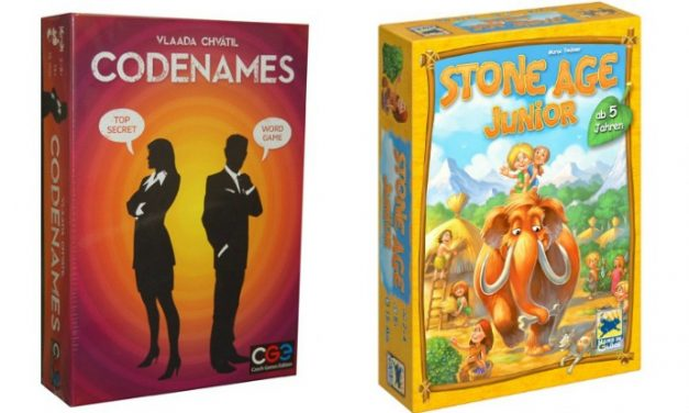 The 2016 best board games of the year from Spiel des Jahres. Family game night just got a whole lot cooler!