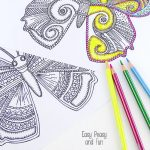 18 fun, free printable summer coloring pages for kids. Good ones!