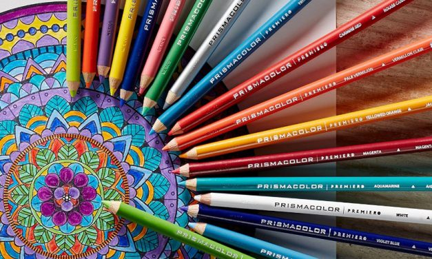 The coolest free printable adult coloring pages on the web. Because we deserve a little Prismacolor action too!