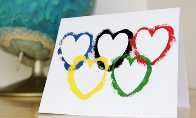 13 easy Rio Olympics crafts, printables and snacks to celebrate Team USA