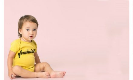 The awesome feminist onesie for our girls…and boys