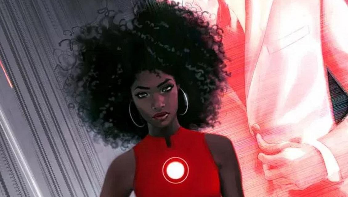 Web Coolness: Iron Man gets one amazing makeover, rooting for Simone Biles, the most popular baby names of 2016 and more