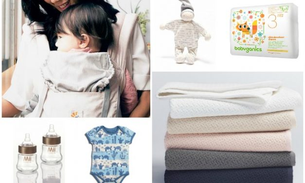The Baby Registry Essentials Guide: The Coolest Gifts for the Eco Mom