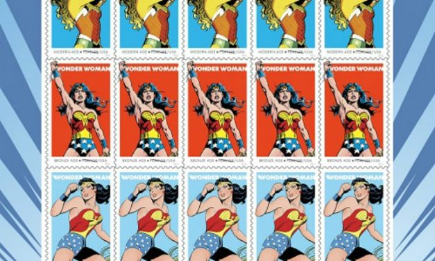 Web coolness: The new Wonder Woman stamps, picky eater lifesavers, and an inspiring Twitter meme for all of us.