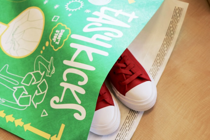 Sponsored Message: EasyKicks new kids shoe subscription service makes life easier for parents