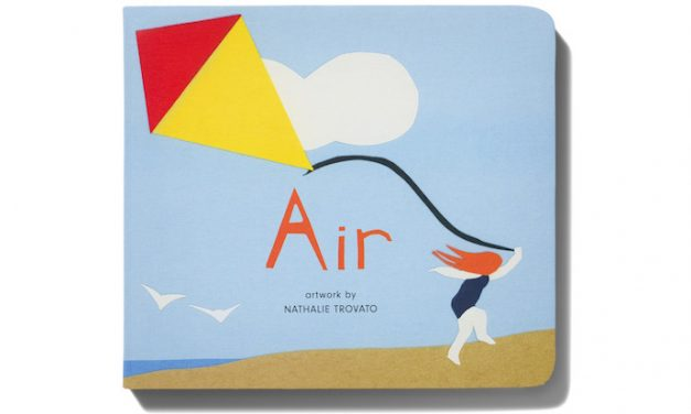 This new board book for kids is a breath of fresh Air