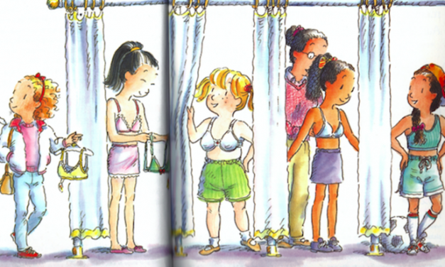 Let's talk puberty: 3 books for girls that help you have the talk