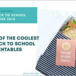 The coolest back to school printables: Lunch notes, planners, labels and more | Back to School Guide 2016