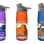 Support the National Parks Foundation with these cool Camelbak water bottles
