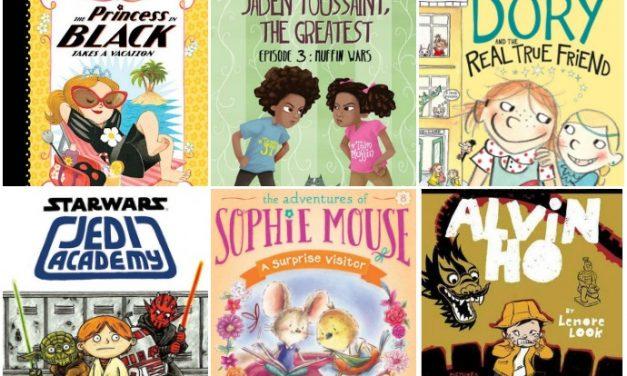 9 fantastic beginner chapter book series to help create avid readers