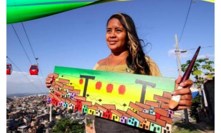 The Favela Art Project: bettering the lives of kids in Rio through art