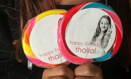 5 creative ways to make personalized candy favors and gifts the coolest ever. Look what we made!