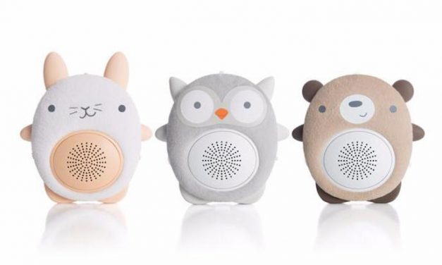 SoundBub: The cutest (and smartest) portable white noise machine ever.