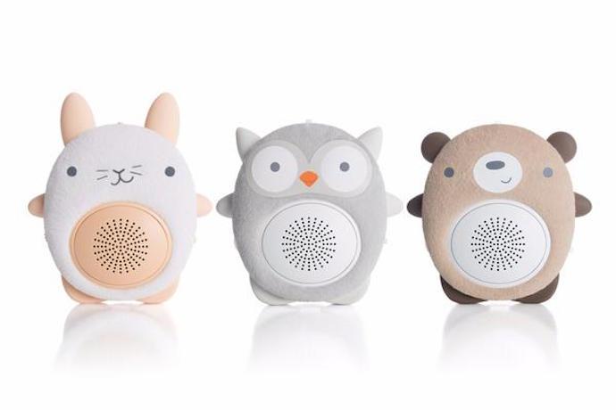 SoundBub: The cutest (and smartest) portable white noise machine ever.