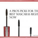A pro makeup artist picks her 5 best mascaras right now