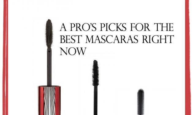 A pro makeup artist picks her 5 best mascaras right now
