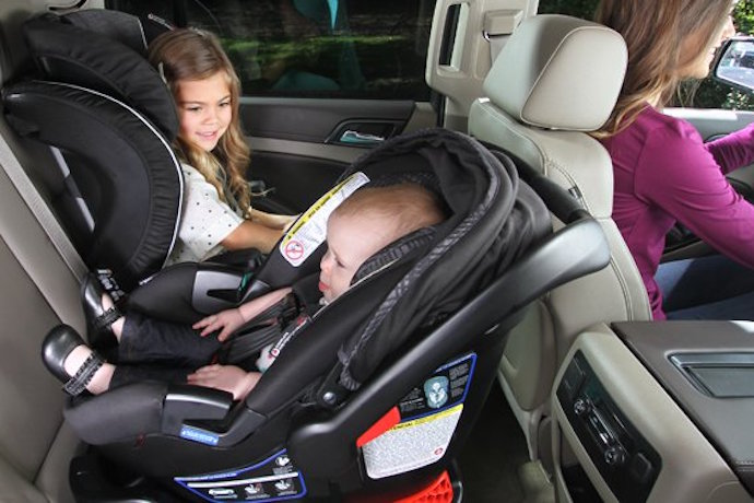 How L.A. families in need can get free infant car seats this week: Spread the word