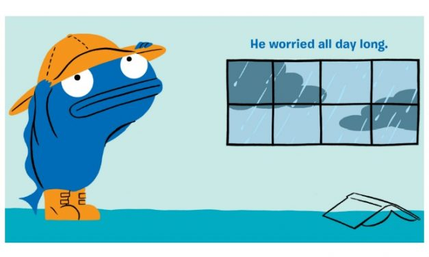 Dan Yaccarino's Happyland board books help our kids understand worry, gratitude and sharing. You know, the easy stuff.
