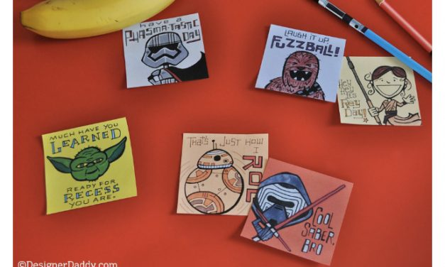 The cutest lunch box notes, whether your kids love Star Wars, Pokémon GO, or Dr. Seuss