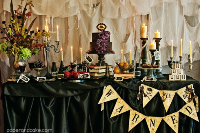 Easy pirate party theme ideas for more fun and less planning