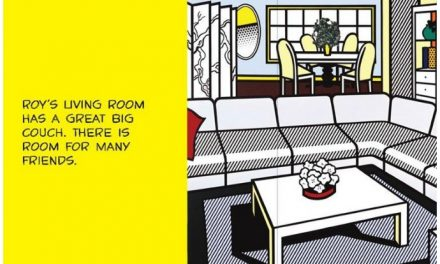 Roy Lichtenstein meets Dick and Jane