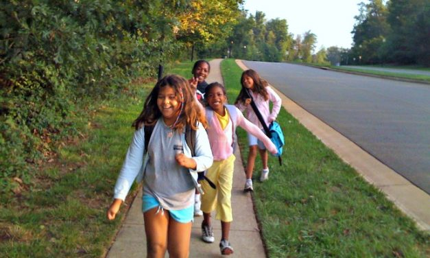 7 tips to help kids walk to school safely. Because October 5 shouldn't be the only Walk to School Day!