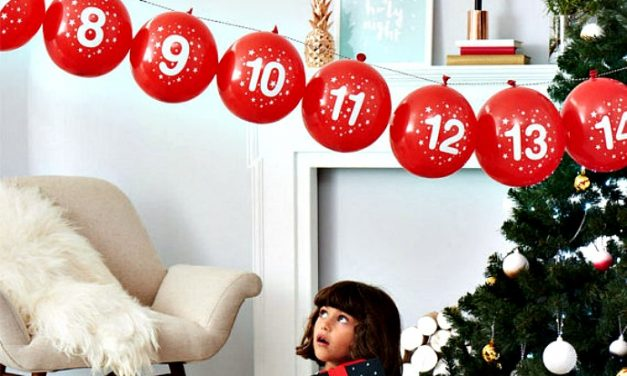 14 festive and fun advent calendars to count down to Christmas.