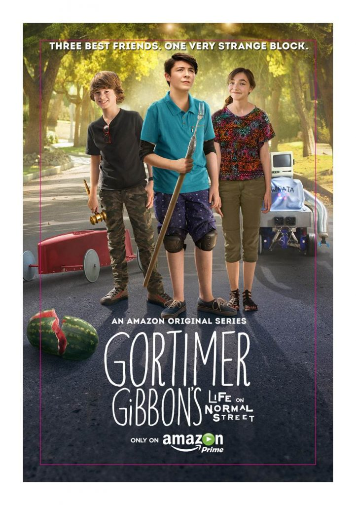 TV shows for tweens: Gortimer Gibbons Life on Normal Street on Amazon Prime