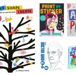 Move over family movie night — we found 4 fun art activity books the whole family can enjoy together.