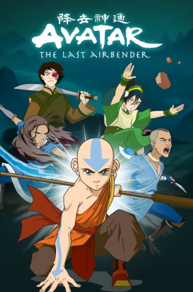 TV shows for tweens: Avatar: The Last Airbender on Nickelodeon