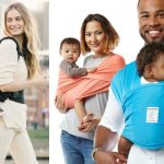 Our 6 favorite baby carriers and slings, in honor of International Babywearing Month