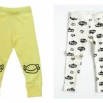 Doodle leggings: Just another reason why it's awesome to be a kid.