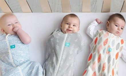 The cutest sleep sacks that can actually help babies and toddlers get more ZZZs.