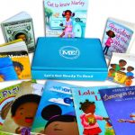 Just Like Me: A book subscription box created for children of color who want to see themselves in the books they read, too.