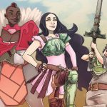 Web coolness: Girl power comics, Halloween costumes to avoid, and save Dorothy!