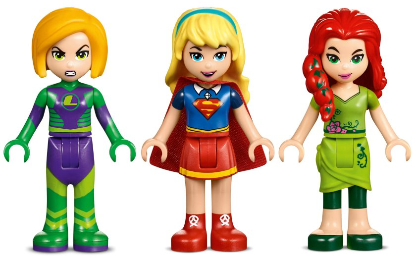 Web coolness: The new LEGO superhero girls, a goth Halloween manicure, and the coolest waffles ever