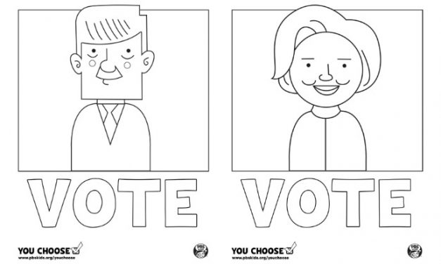 7 fun political activities for kids to do on election night. No mudslinging included.