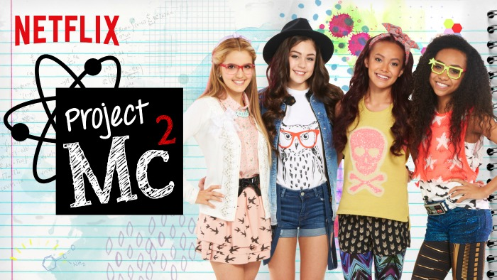 TV shows for tweens: Project Mc2 on Netflix