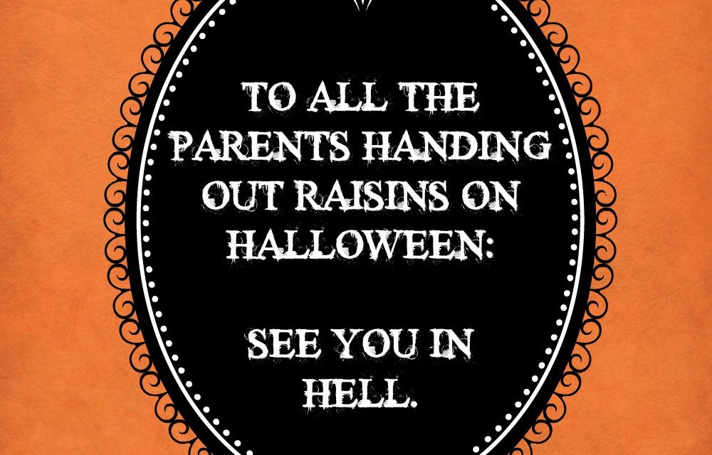 Happy Halloween from Cool Mom Picks!