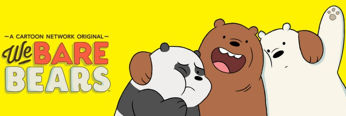 TV shows for tweens: We Bare Bears on Cartoon network