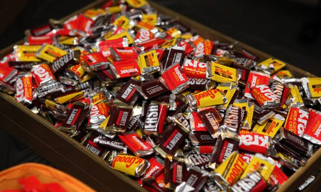What to do with leftover Halloween candy: 10 creative ideas besides you know, just eating it.