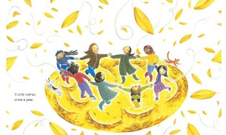 4 favorite new kids picture books that celebrate fall beautifully