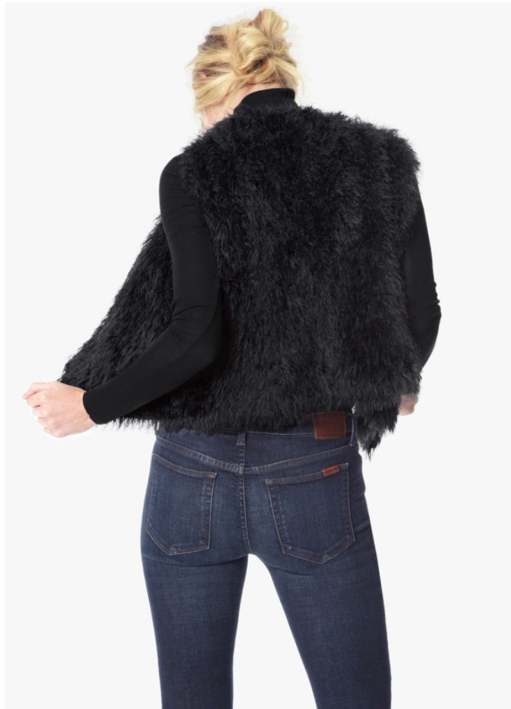 Lambswool Claris Cape from Joe's Jeans
