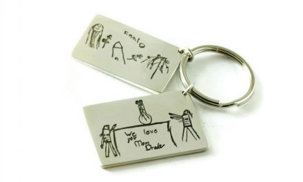 Cool holiday gift alert: 10 fabulous personalized keychains you won't want to lose