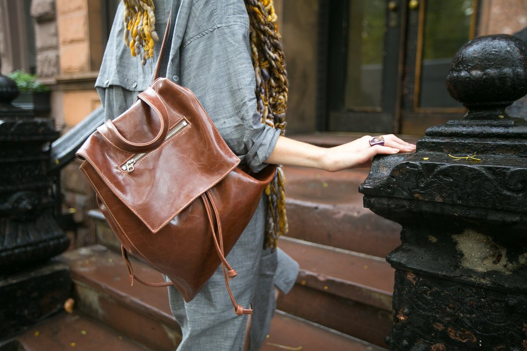 Crystalyn Kae vegan leather handbags and accessories